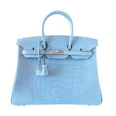 The Hermes Birkin - Blue on Pinterest | Hermes Birkin, Hermes and ...