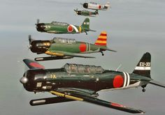 Japanese WWII aircraft