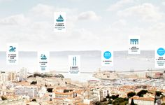 Interactive Map from MyProvence Festival › PatternTap