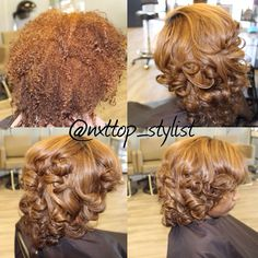 #nxttopstylist #naturalhair #haircolor #hairstylist #PAStylist