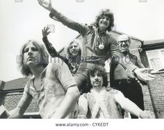 Colloseum Uk Rock Group In May 1970. See Description Below. Photo Stock Photo, Picture And Royalty Free Image. Pic. 51444900