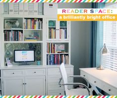 """Today's reader space is another one of those """"Power of Paint"""" success stories. Wendy emailed me photos and the story of her recent offi..."""