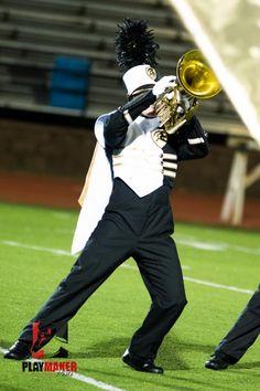 10-3-14 Farmington high school marching band