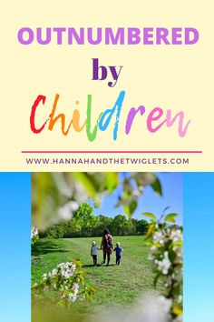 Outnumbered by Children - Hannah and the Twiglets Kids Behavior, Child Behaviour, Siblings, Twins, Attachment Parenting, Really Hard, Gentle Parenting, Funny Stories, Raising Kids