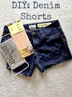 fcb83a008a5 DIY  Bored of your denim jeans  Here s how to turn them in to shorts