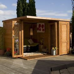 Shedworking: Garden office + storage shed: 2010's main shedworking trend?www.shedworking.co.uk