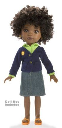 Hearts For Hearts Girls - School Time for Rahel/Deluxe Fashion by Playmates Toys. $31.49. Two pretend pencils. Paper tablet. Composition book. Soccer ball. Rahel knows that her dreams of being a doctor can only come true if she studies hard in school! Her school uniform includes: a navy blue blazer with pockets, gold-tone buttons, school crest, and an inset bright green blouse; a denim skirt with outlined stitching; and vivid orange sandals.  But Rahel also knows that y...