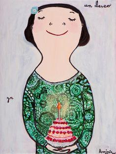 birthday for him Birthday Wishes, Birthday Cards, Happy Birthday, Eva Armisen, Naive, Horse Breeds, Love Painting, Paper Cover, Cartoon Characters