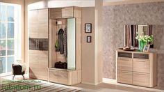 Серия мебели для прихожей Бруна