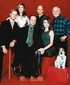Frasier... my absolute favorite tv series!