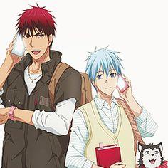 Kuroko no Basket: Traveling + official art Kuroko's Basketball, Basket Ball, Kuroko No Basket, Anime, Cartoon Movies, Anime Music, Animation, Anime Shows