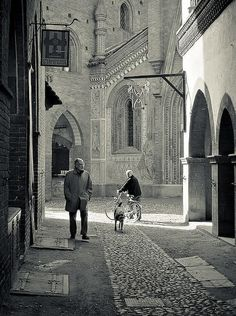 A Casual Walk in Turin