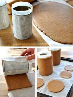Boîte en pain d'épice