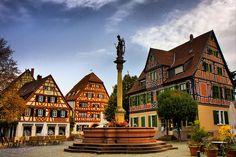 Yesterday: Ladenburg, Germany