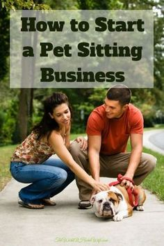 How to Start a Pet Sitting Business Pet Sitting Business, Dog Walking Business, Critter Sitters, Pet Sitting Services, Pet Services, Starting A Daycare, Pet Hotel, Dog Daycare, Dog Boarding