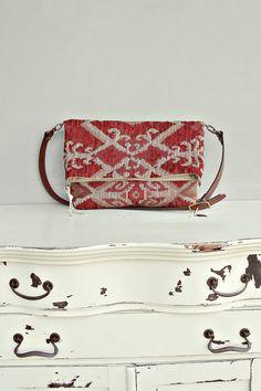 Southwest Tote Bag Aztec Cross Body Purse by MondayMorningStudios 3e5ee71787ea4