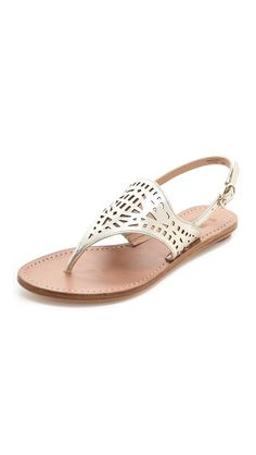 Belle by Sigerson Morrison Raizel Thong Sandals. Cannot wait to have these for summer!