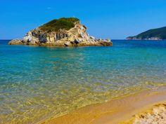2. Famous Kalamitsi beach