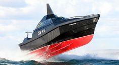 safehaven Marine Engineering Barracuda SV-11 SV-13 XSV-17 Interceptors