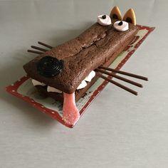 La recette du gâteau Loup - CéciliaAcidulée Cooking Humor, Preschool Crafts, Cake Designs, Halloween Diy, Cinnamon Sticks, Food And Drink, Spices, Solution, Moustaches