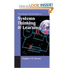The Managers Pocket Guide to Systems Thinking & Learning