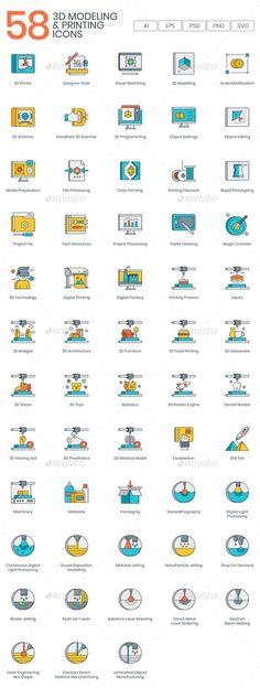 Design elements workflow charts find more in business process 3d printing icons icon graphicdesign design icondesign bestdesignresources ccuart Image collections
