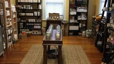 As a result of the apothecary product line's success, two weeks ago, Powers expanded his business with the opening of Wayne Powers Apothecary and Salon at 2321 Devine St. Sea Salt Hair, Call Orange, Body Cleanser, Shop Around, Apothecary, Bath And Body, Salons, Success, Business