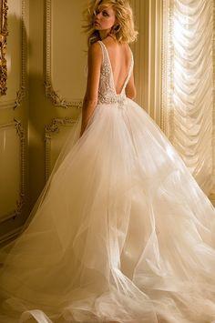 Glamorous Eve of Milady wedding dresses