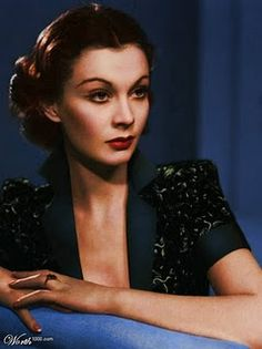 Vivien Leigh- One of the most beautiful women ever!!