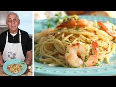 Hello Everybody! Today I am sharing with you my spaghetti shrimp scampi recipe. This dish is delicious and full of flavor. Watch the video below to see how I cook this recipe in real-time. Italian Chef, Italian Dishes, Italian Recipes, Italian Entrees, Fish Recipes, Seafood Recipes, Pasta Recipes, Cooking Recipes, Shrimp Dishes