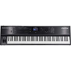 Kurzweil Forte 88 Key Stage Piano with New Piano Sample and FlashPlay ** Visit the image link more details.