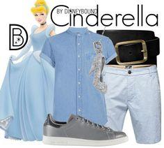 Disney Bound Cinderella