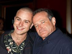 Robin Williams's Son Zak on His Dad: 'I Miss Him All the Time'| Death, Robin Williams Cover, Robin Williams