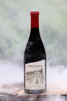 NEW IN WINE: Fog Crest Vineyard 2010 Pinot Noir