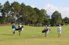 Relax and unwind on the #GlenLakes golf course.