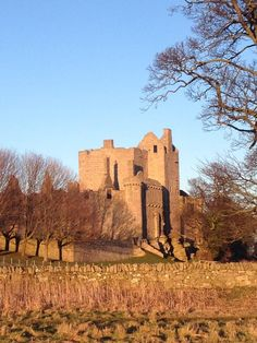 From one of our followers on Twitter - lovely Craigmillar Castle :) #history #Scotland