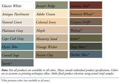 Vinyl siding color scheme pictures contemporary decoration for Vinyl siding and shutter color combinations