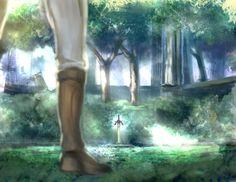「時の神殿跡」/「まっちょー@オルスタ参加」のイラスト [pixiv]