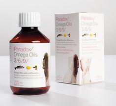 Paradox Oil packaging