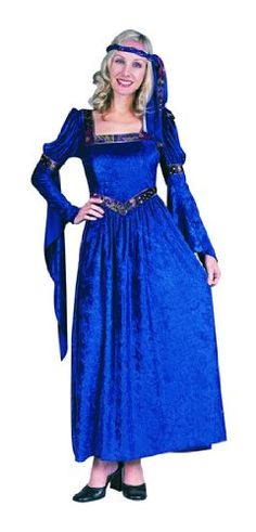 Adult Renaissance Beauty Costume  - Click image twice for more info - See a larger selection of Women Medieval Renaissance Costumes at http://costumeriver.com/product-category/womens-medieval-renaissance-costumes/  - women, halloween costumes, halloween fashion , classic costume, holidays, event, trick or treat , gift ideas, costumes, disguise.