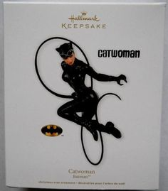 This ornament is for the collector of Hallmark Ornaments or anything Batman.