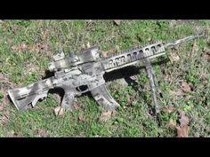 AR-15 Camo Hide in Plain Sight - YouTube