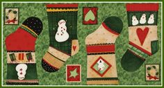 1 Panel Just Snow Snowman Stocking Quilt Fabric Makes 2 Stockings Nov 6, Christmas Fabric, Snowman, Stockings, Kids Rugs, Joy, Seasons, Quilts, Sewing