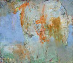 "Melissa Mason, 2012, Acrylic on canvas, 52.5"" x 42"""