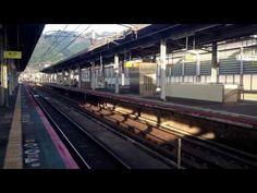 2013年4月23日  湖西線「大津京駅」