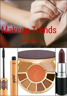 Makeup Trends for Fa