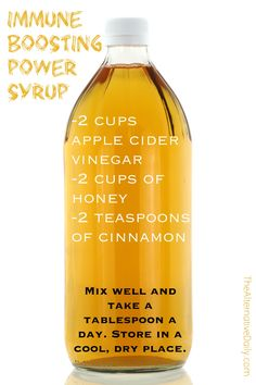 ACV is the BEST!!! We just love using apple cider vinegar for EVERYTHING! Thealternativedaily.com
