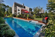 Piscine foyer ext rieur on pinterest above ground pool for Piscine trevi