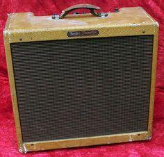 "Fender 1959 Tremolux, Model 5E9-A, Tweed 18 Watts 12"" Jensen Alnico 5"