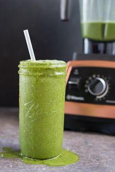Detox Super Greens Smoothie